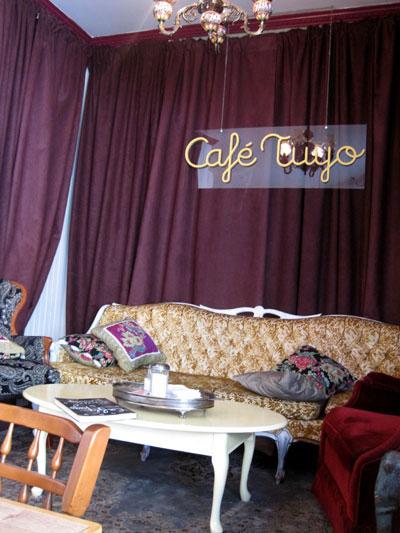 Don De Canapé Nouveau Photographie Vegan  Montréal Café Tuyo