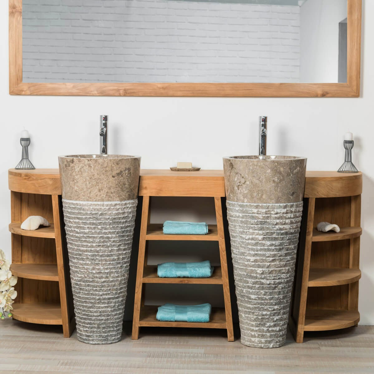 Double Vasque Ikea Impressionnant Photos Meuble Double Vasque Ancien Meuble Lavabo Luxe Meuble Haut De Salle