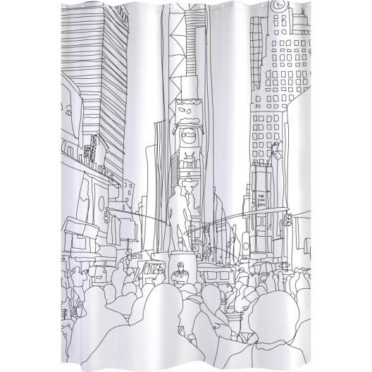 Echelle De toit Leroy Merlin Frais Images Rideau De Douche En Textile Blanc L 180 X H 200 Cm E Way Sensea