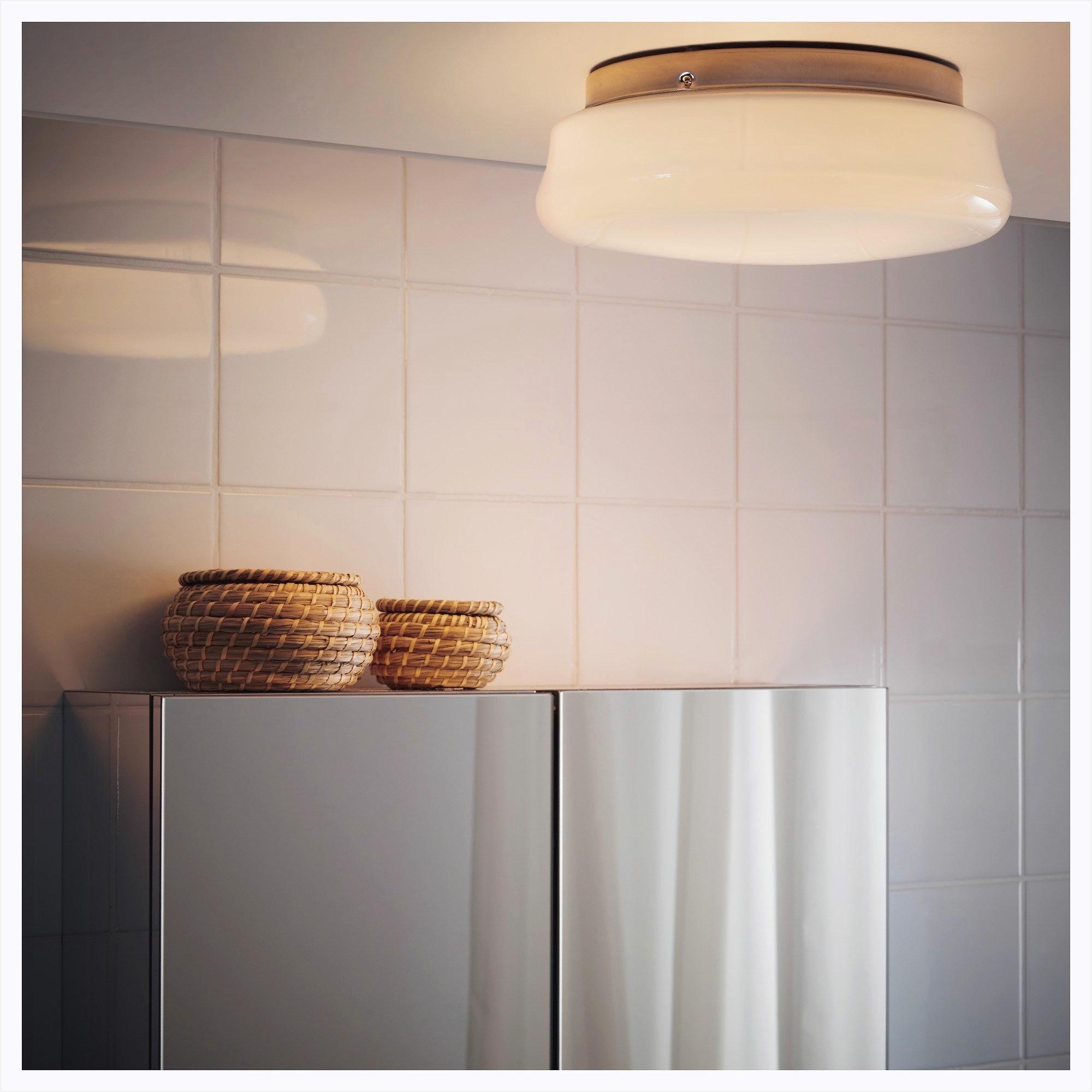 Eclairage salle de bain ikea beau photos plafonnier salle Eclairage salle de bain ikea