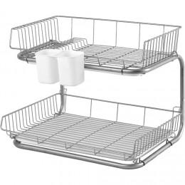Egouttoir Vaisselle Inox Gifi Luxe Image Support Vaisselle ordning Gouttoir Vaisselle Support Vaisselle Tub