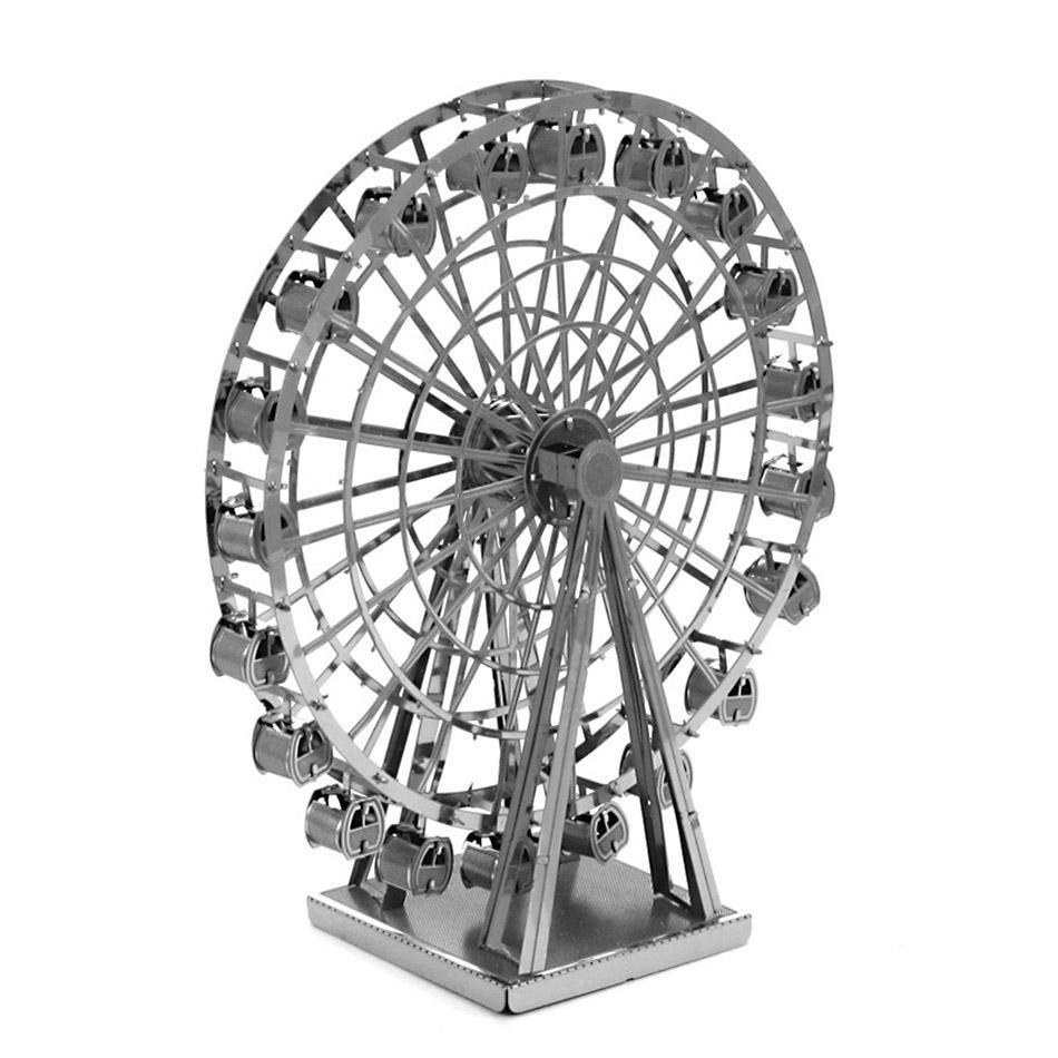 Emporte Piece Gifi Frais Image Acheter Gifi D Anniversaire Creative Ferris Laser 3d De Roue Chinese