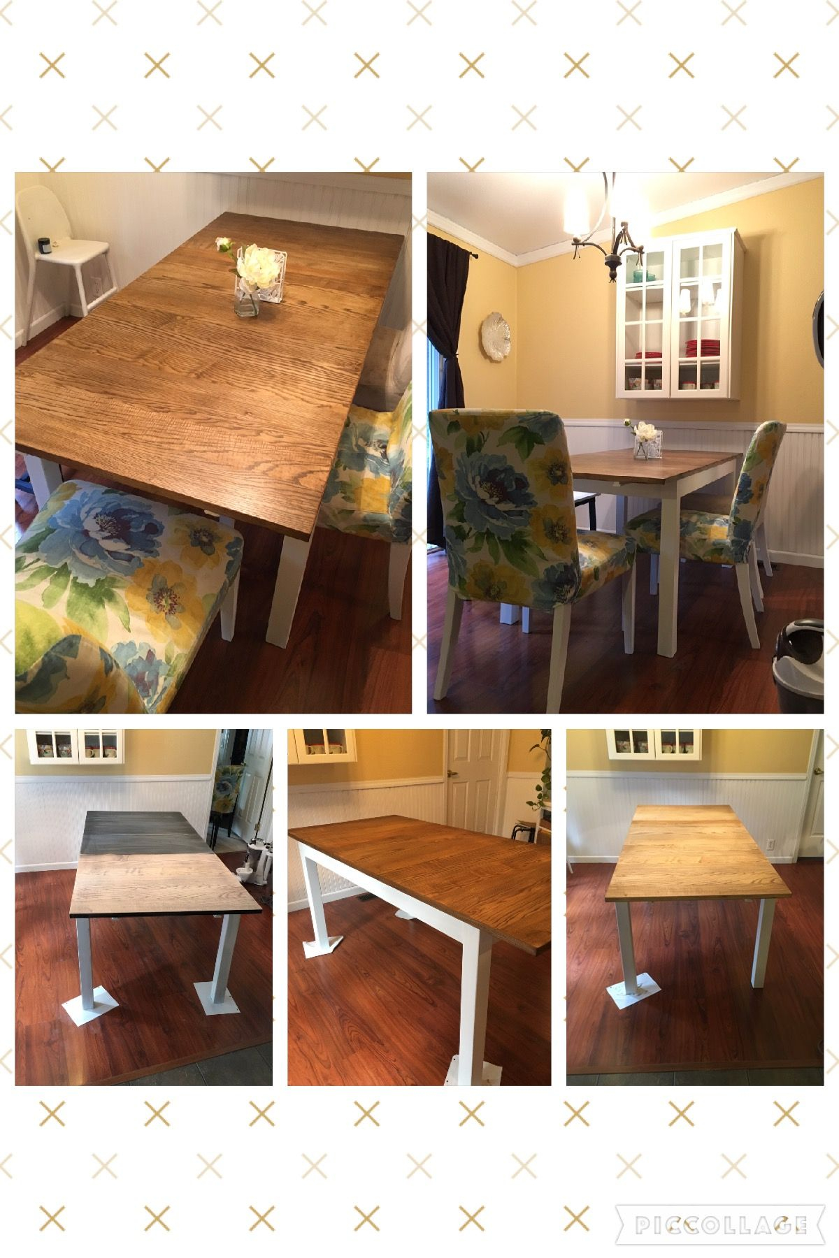 Escabeau En Bois Ikea Beau Photos Ikea Bjursta Table Started with A Brown Black Bjursta Table and