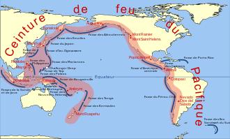 Espace nord Ouest Beau Collection Océan Pacifique — Wikipédia