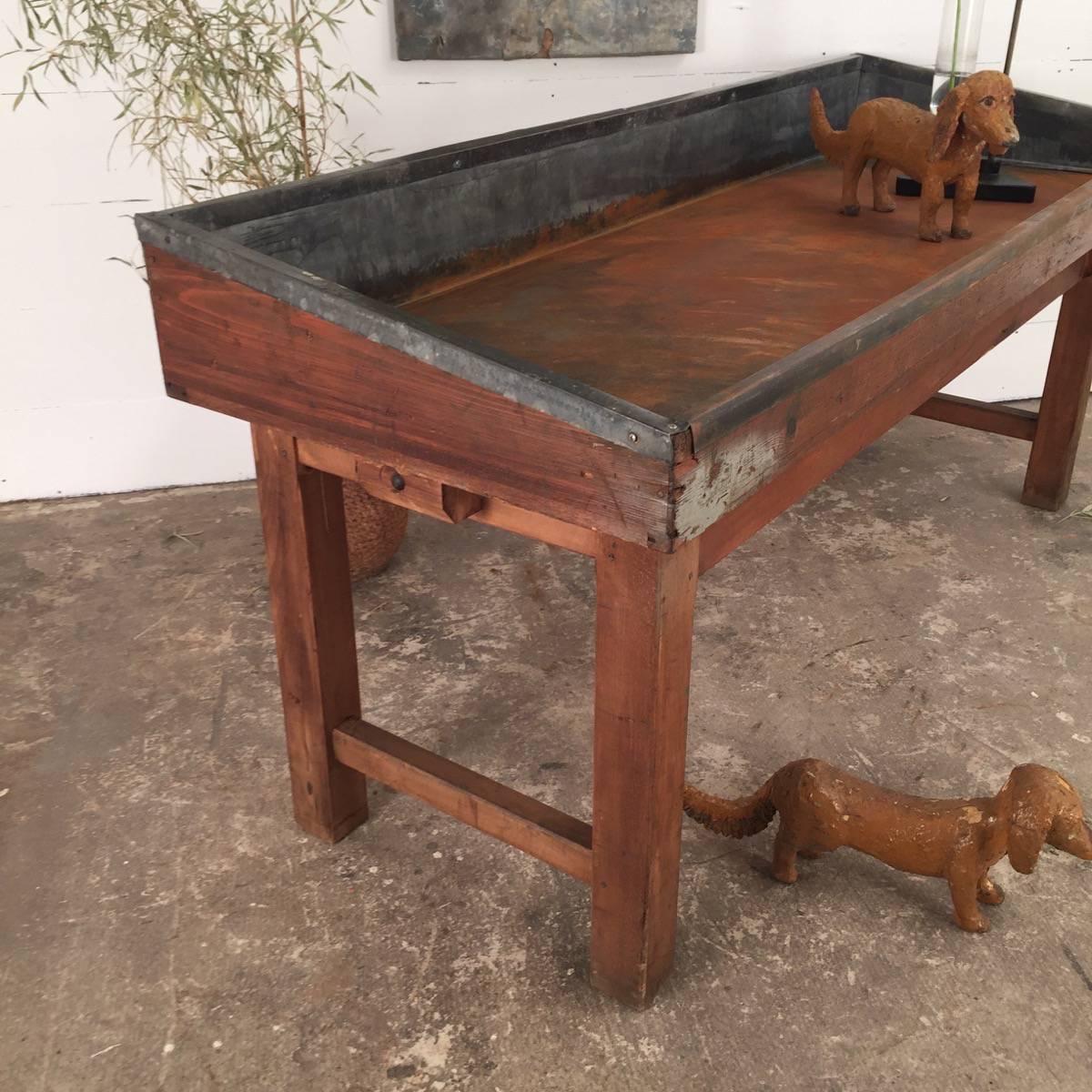 Espace nord Ouest Beau Collection Table De Rempotage Le Jardin Boultois Un Mobilier Bien Adapt Ma