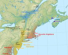 Espace nord Ouest Inspirant Photos Amérique Du nord — Wikipédia