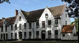Espace nord Ouest Meilleur De Collection Béguinage De Bruges — Wikipédia