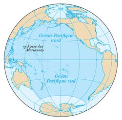 Espace nord Ouest Nouveau Image Océan Pacifique — Wikipédia