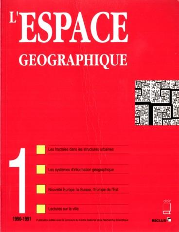 Espace nord Ouest Unique Image Ingénierie Des Connaissances Spatiales Le Cas De La Géomatique