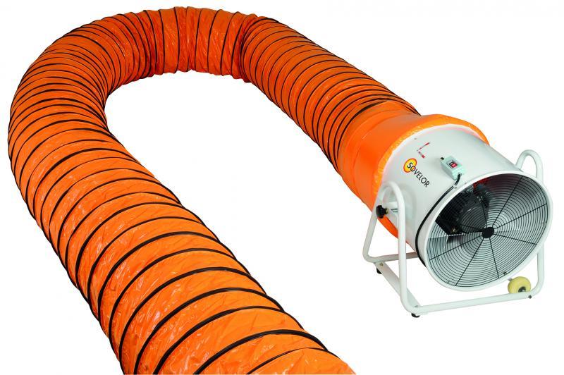 Extracteur D Air A Pile Beau Images Ventilateur Extracteur Avec Roues V6500 sovelor V650