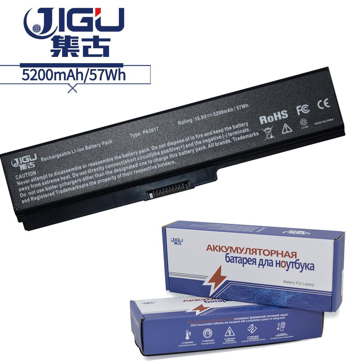 Extracteur D Air à Pile Nouveau Photos っjigu 5200 Mah Batterie D ordinateur Portable Pour toshiba L735