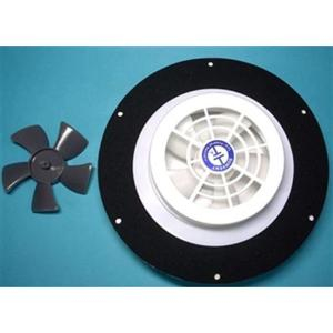 Extracteur D Air A Pile Unique Galerie Ventilateur solaire Achat Vente Pas Cher
