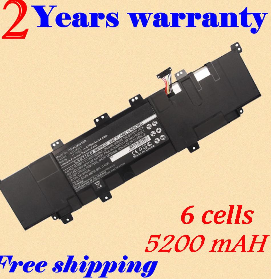 Extracteur D Air à Pile Unique Photos ᗕjigu Batterie D ordinateur Portable Pour asus S500ca S300ca S550ca