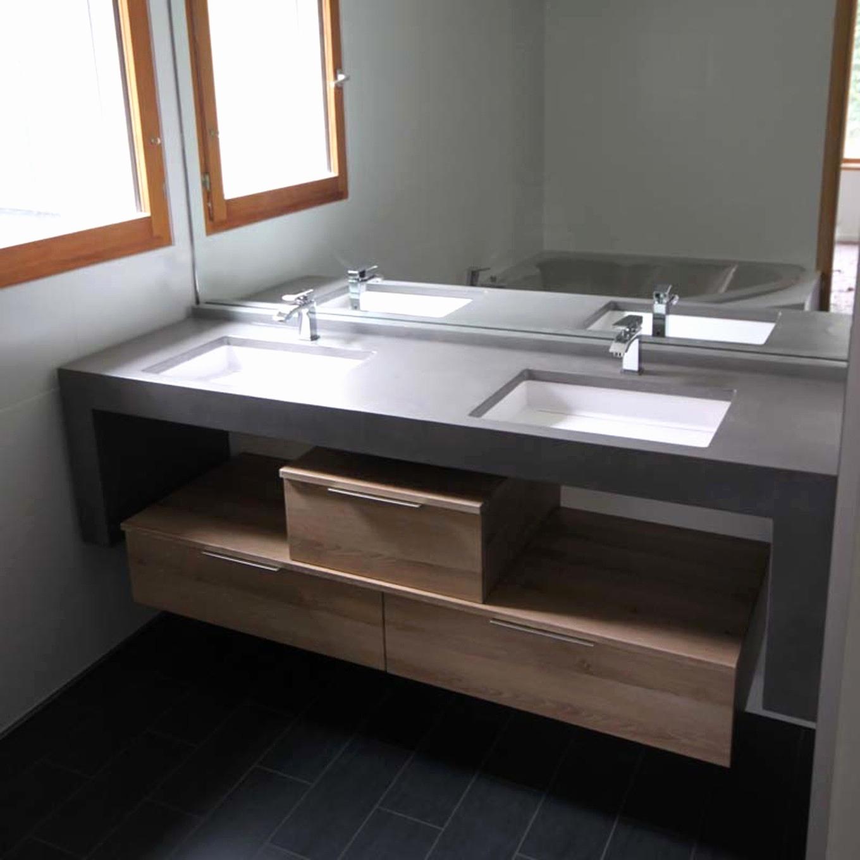 Fabriquer Meuble Salle De Bain Pas Cher Frais Photos Fabriquer Meuble Vasque Belle Fabriquer son Meuble De Salle De Bain