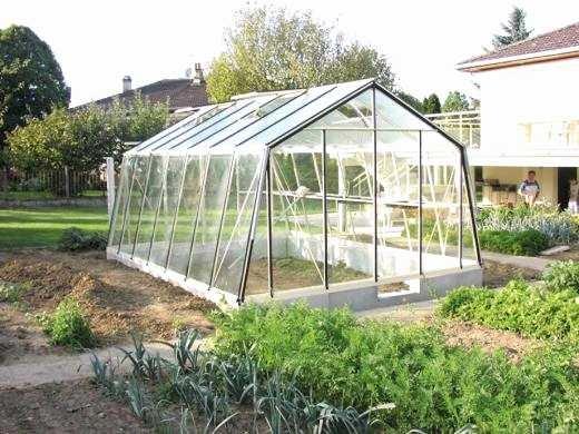 Fabriquer Serre De Jardin Polycarbonate Luxe Photos Serres De Jardin
