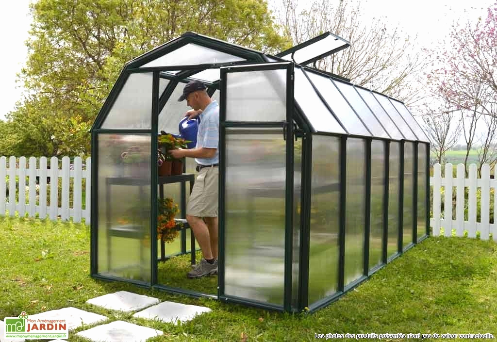 Fabriquer Serre De Jardin Polycarbonate Élégant Photos Serres De Jardin Polycarbonate Unique Fabriquer Serre De Jardin