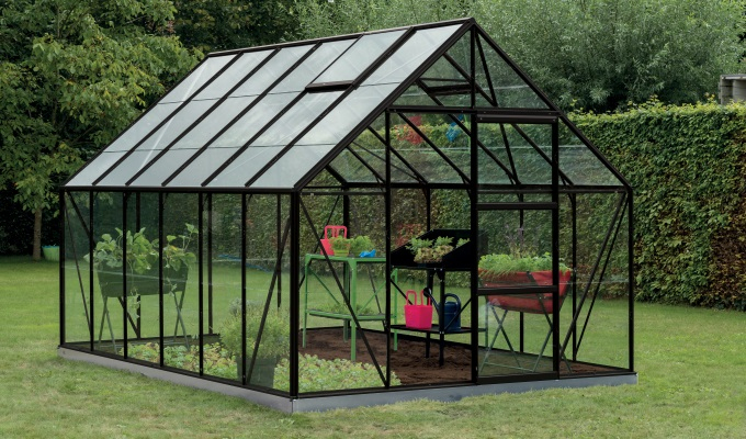 Fabriquer Serre De Jardin Polycarbonate Frais Photographie Jardin Serre Créatif
