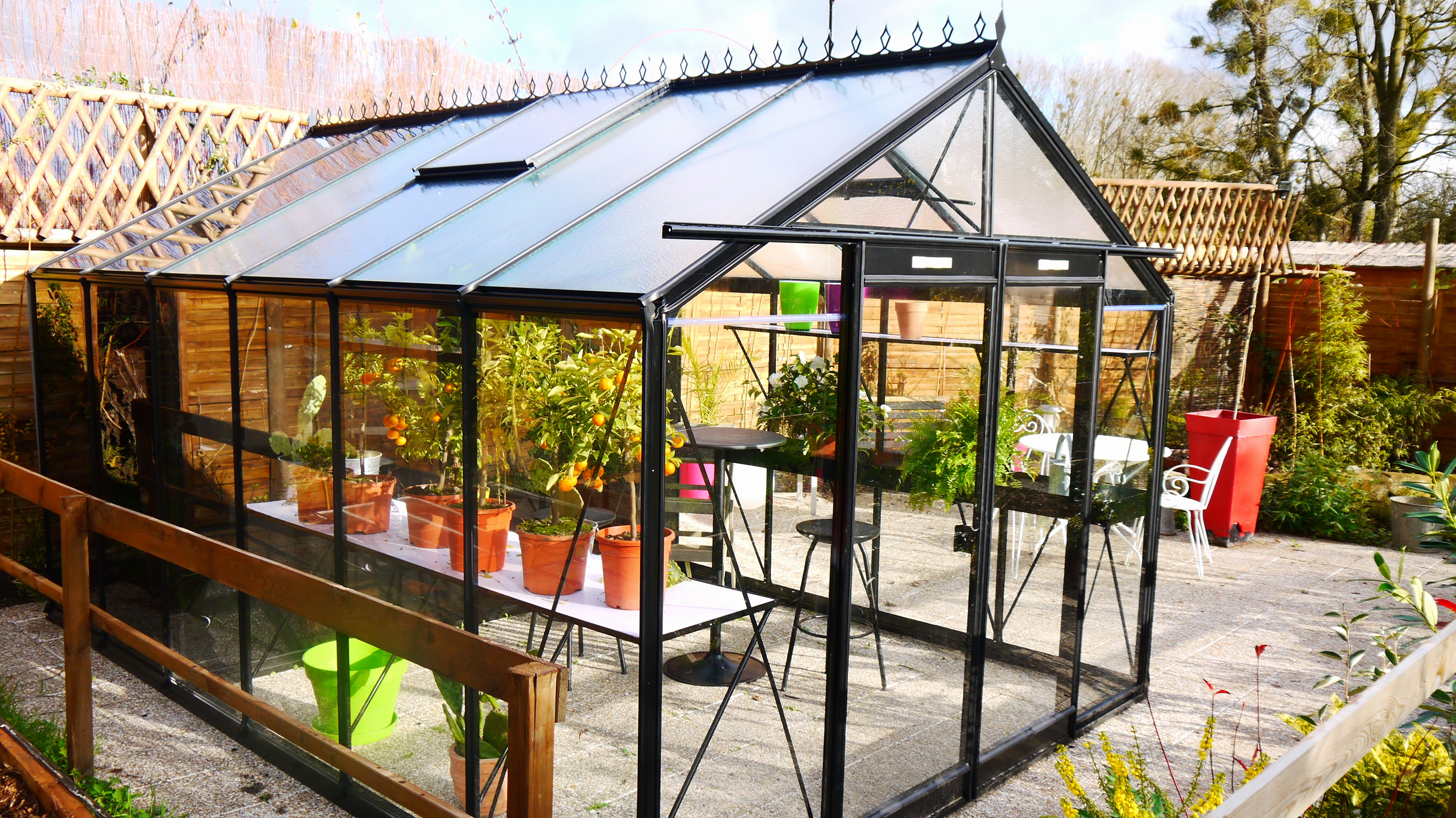 Fabriquer Serre De Jardin Polycarbonate Luxe Photos Serres De Jardin Polycarbonate Meilleur De Fabriquer Serre De Jardin
