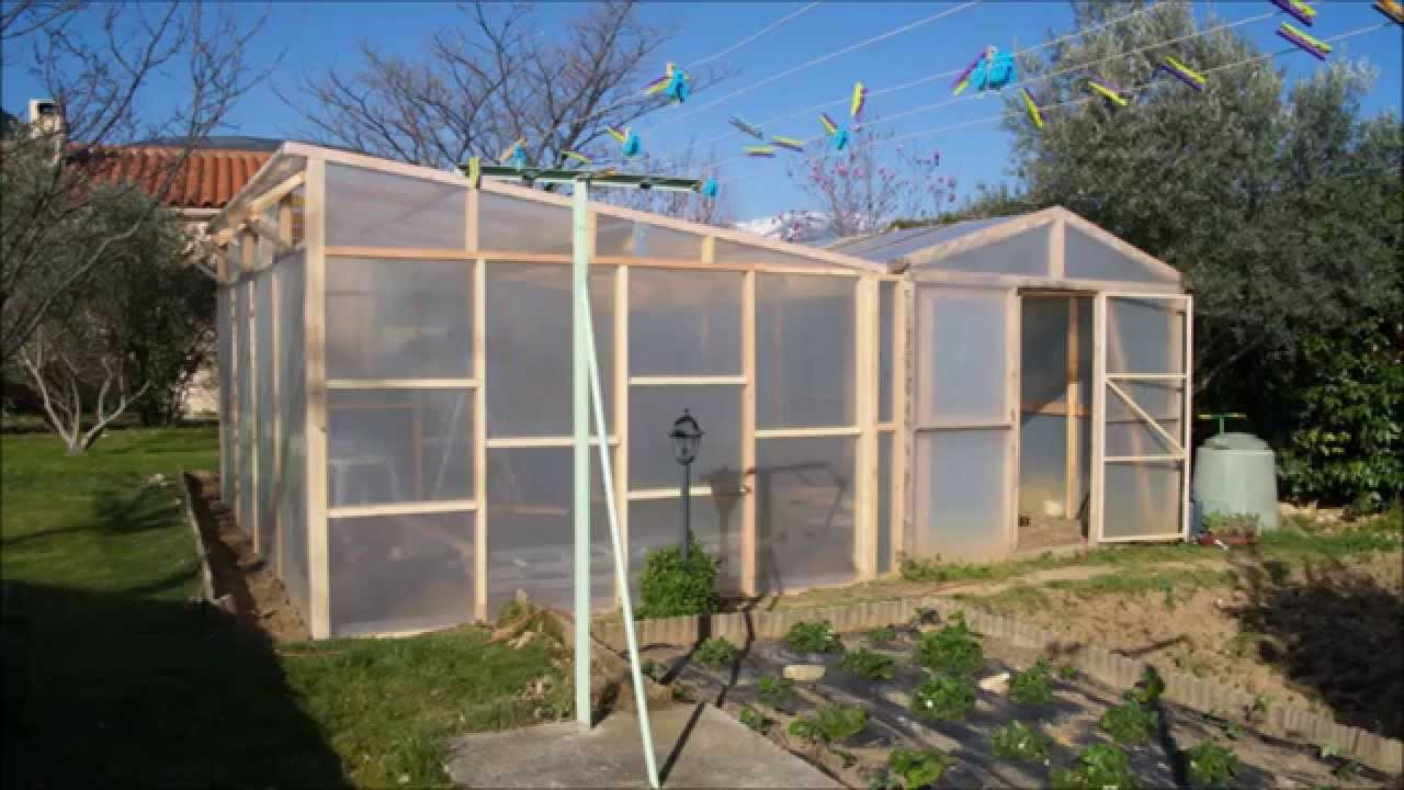 Fabriquer Serre De Jardin Polycarbonate Meilleur De Galerie Fabriquer Serre De Jardin Polycarbonate Frais Serre De Jardin