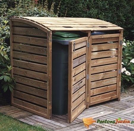 Fabriquer Un Cache Poubelle Élégant Image Fabriquer Cache Poubelle élégant Un Abri De Jardin Luxury Cache