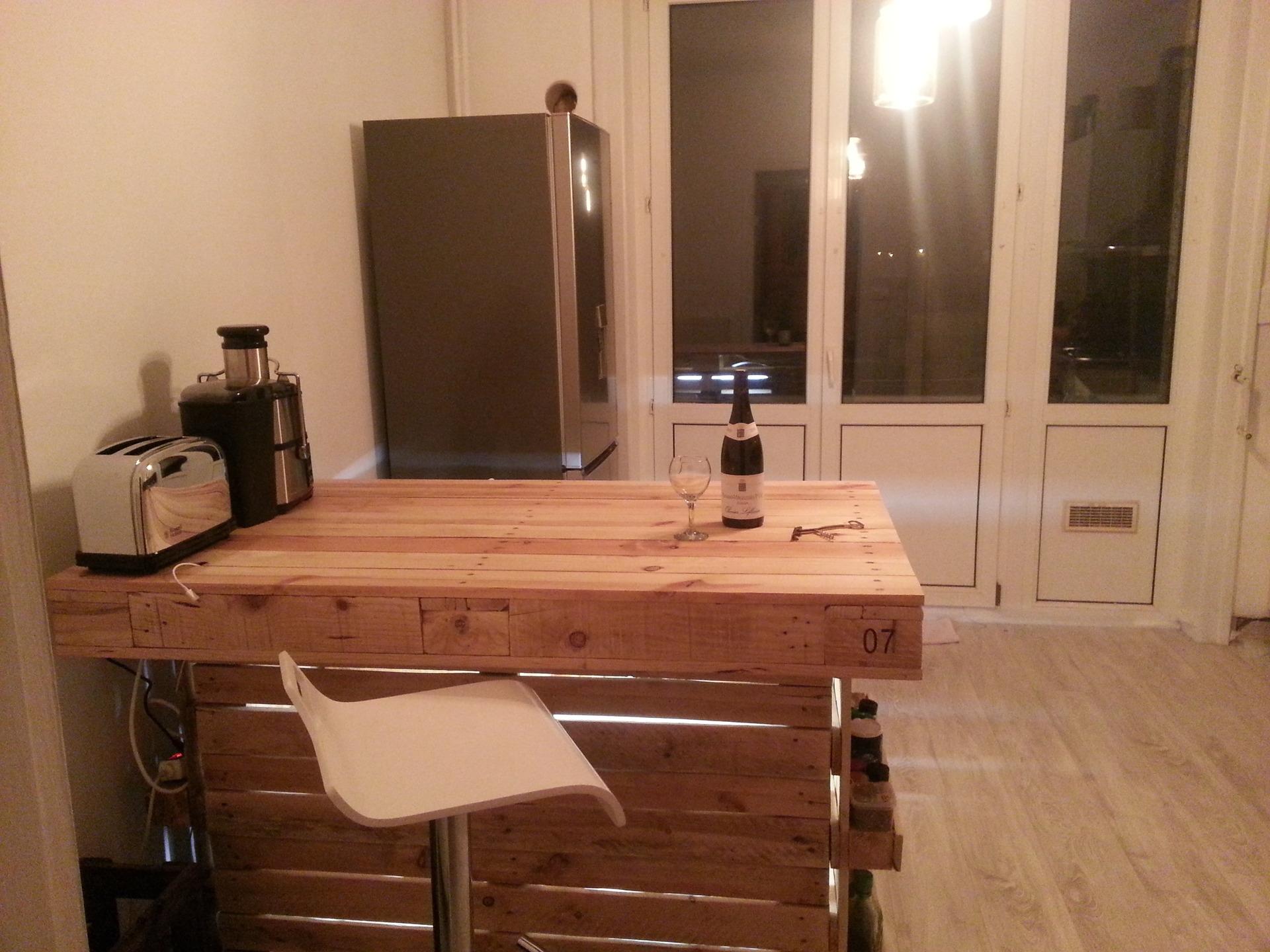 Fabriquer Un Ilot Central Table Beau Collection Ides Dimages De Fabriquer Ilot Central Bar