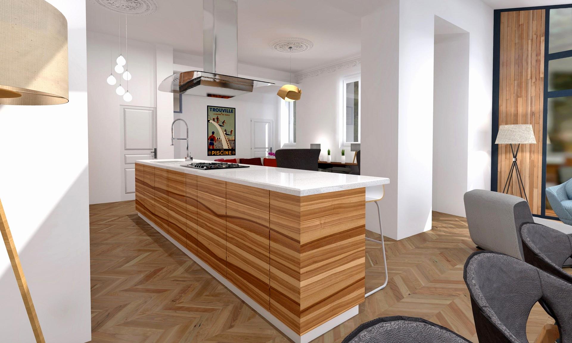 Fabriquer Un Ilot Central Table Inspirant Image Fabriquer Cuisine En Bois Beau Fabriquer Ilot Central Avec Table