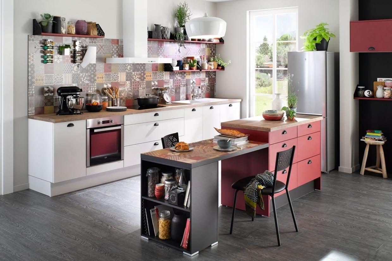 Fabriquer Un Ilot Central Table Luxe Photos Ilot Central Pour Cuisine 5 Avec Table Meilleur De Americaine
