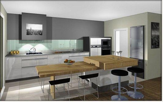 Fabriquer Un Ilot Central Table Meilleur De Photos Plan Ilot Central Cuisine Monlinkerds Maison