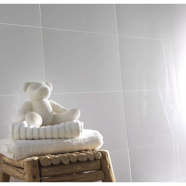 Faience Salle De Bain Castorama Beau Galerie Carrelage Mural Blanc Rectifiee 30x 45 Cm Castorama