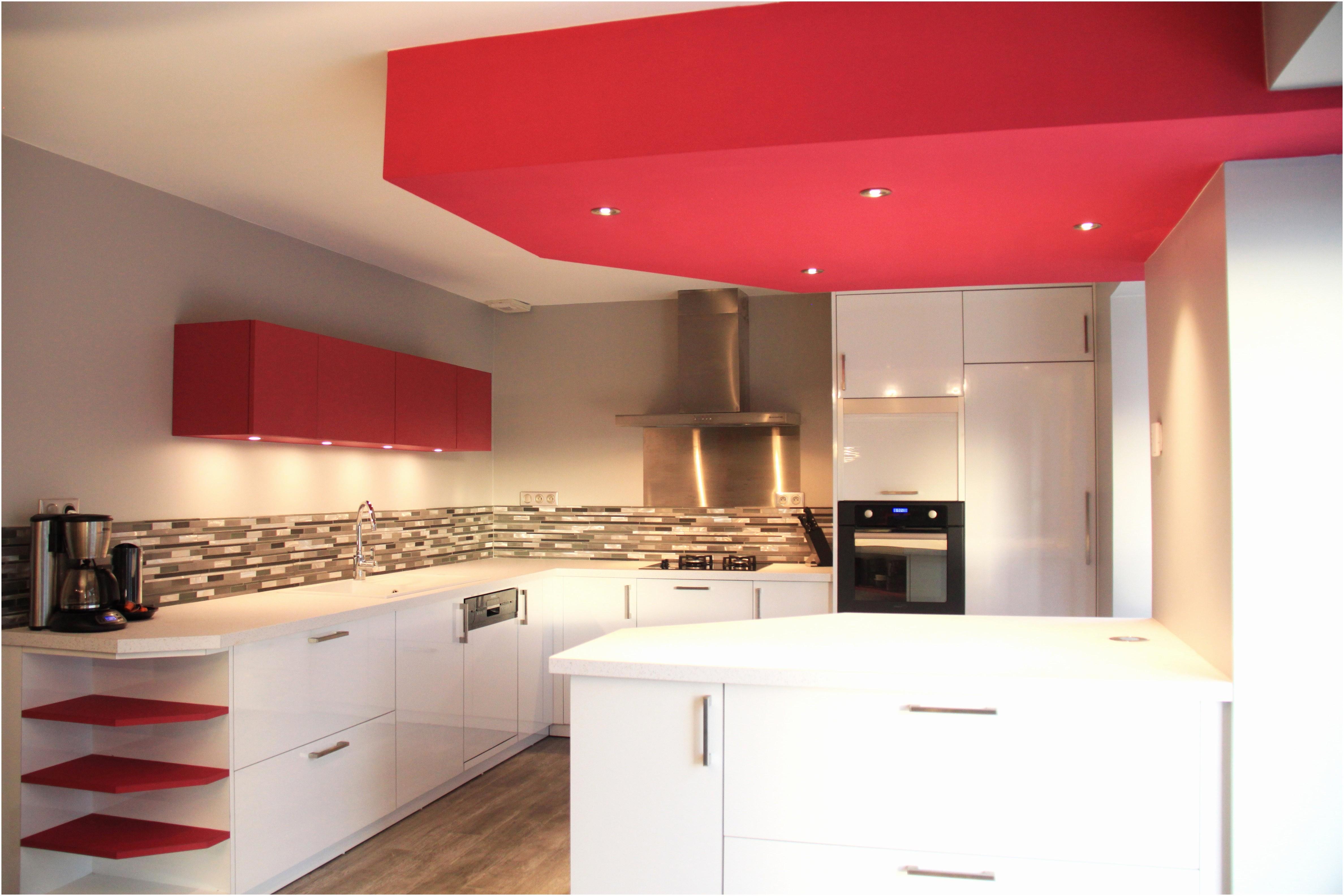 Faux Plafond Cuisine Design Frais Images Plafond Suspendu Cuisine