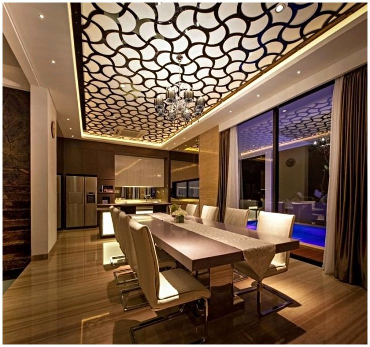 Faux Plafond Cuisine Design Inspirant Photographie √ Faux Plafond Moderne Impressionnant 29 Faux Plafond Cuisine