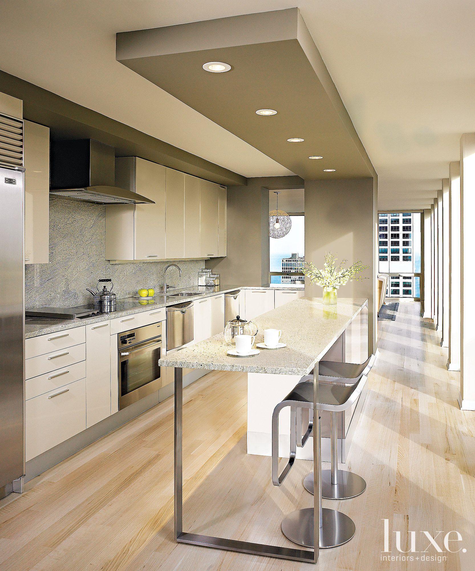 Faux Plafond Cuisine Design Meilleur De Photos Moderni Vaalea Cucina Pinterest