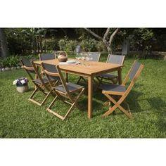 Finlandek Salon De Jardin Impressionnant Stock Finlandek Salon De Jardin 5 Places En Eucalyptus Palvoa Achat