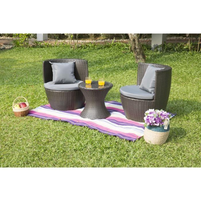 Emejing Finlandek Hilpea Salon De Jardin Contemporary - House Design ...