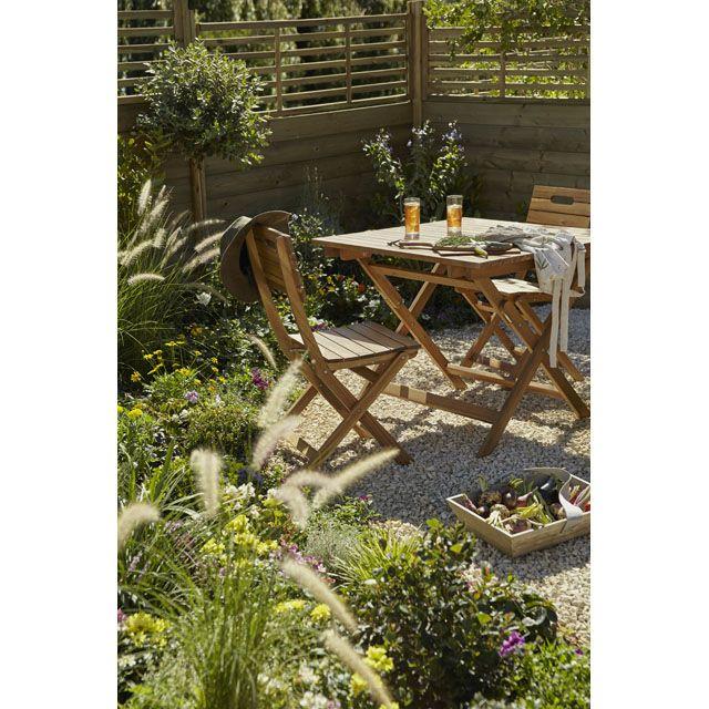 Fontaine De Jardin Castorama Inspirant Photos Table De Jardin En Acacia Denia Pliante 90 X 90 Cm
