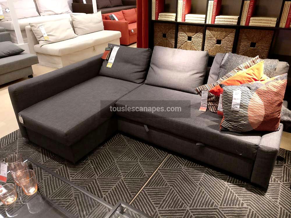 Friheten Ikea Avis Meilleur De Galerie 20 Canapé Friheten
