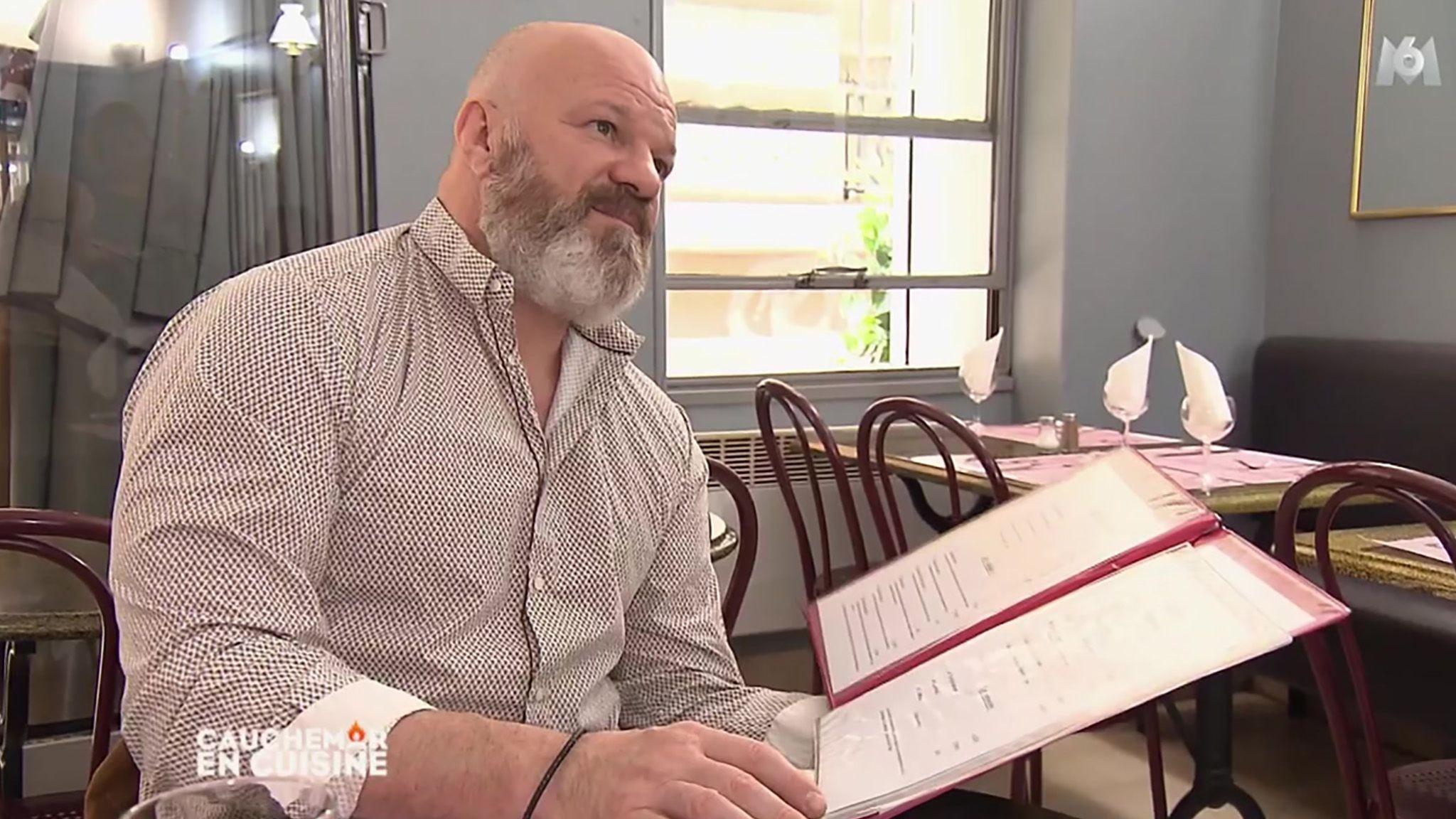 Gordon Ramsay Cauchemar En Cuisine Streaming Frais Galerie Video Philippe Etchebest Avec Des Cheveux Il Est Méconnaissable