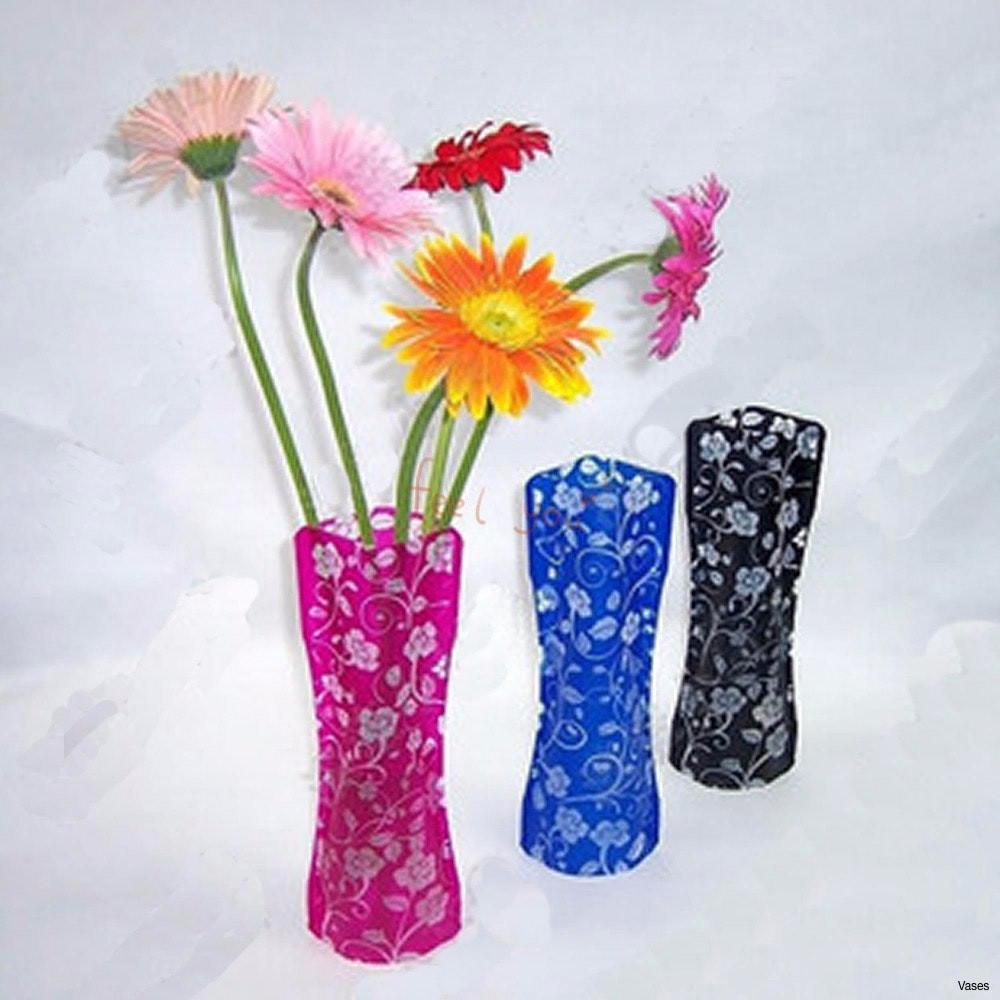 H Et H Home Impressionnant Image Flexible Plastic Foldable Vase H Vases Vasei 0d Flower Scheme