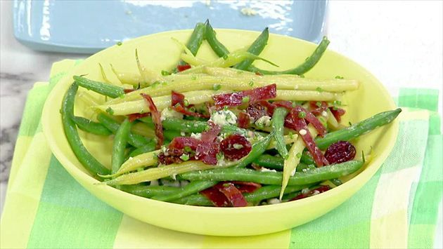 Haricots Verts Dessin Impressionnant Collection Green Bean Salad Recette