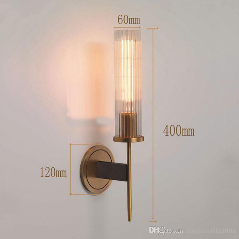 Hauteur Applique Salle De Bain Luxe Galerie Acheter Lampe De Mur Minimaliste Américain Post Moderne Lampe De Mur