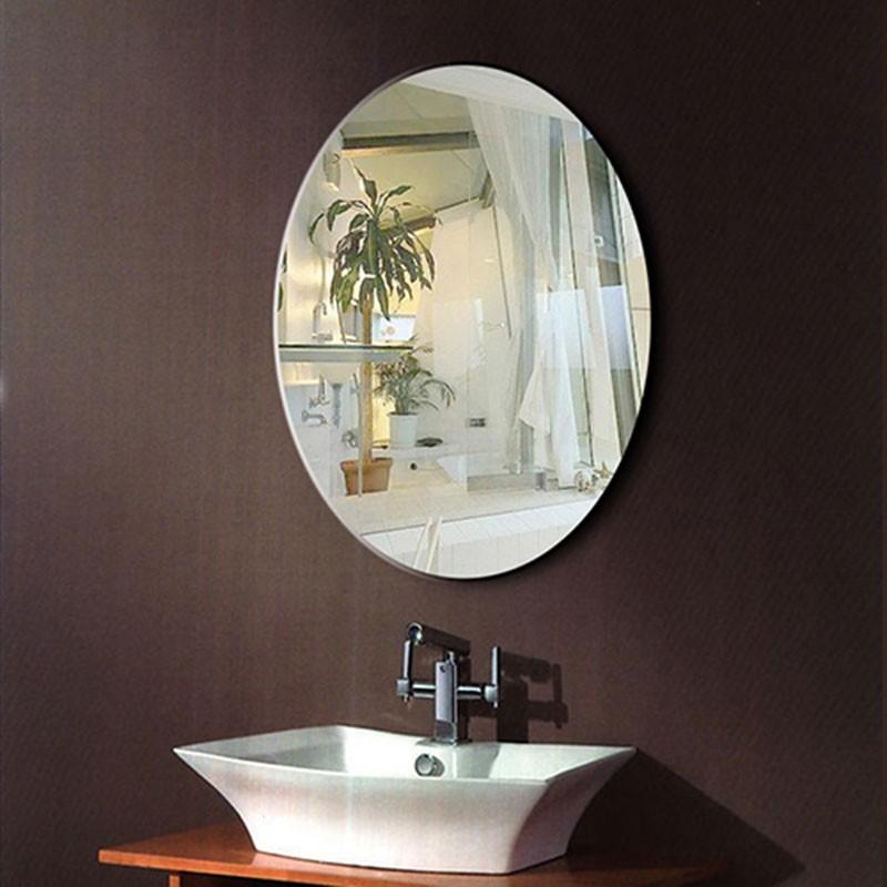 Hauteur Miroir Pmr Unique Photos Hauteur Miroir Salle De Bain New 24 X 32 Po Miroir Argenté Ovale
