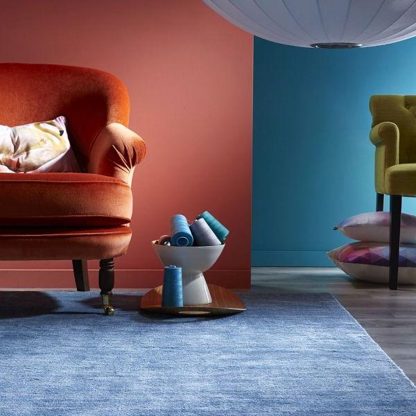 Home Spirit Destockage Impressionnant Stock 22 élégant Collection De Tapis Gris Bleu