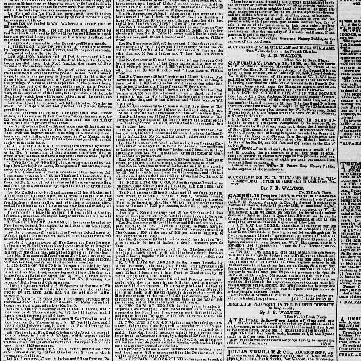 Housse Canapé Alinéa Frais Photographie New orleans Daily Crescent [new orleans La ] 1851 1866 January