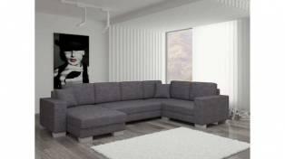 Housse Canapé D Angle Convertible Impressionnant Collection Canapé Panoramique Parez & Achetez En Ligne