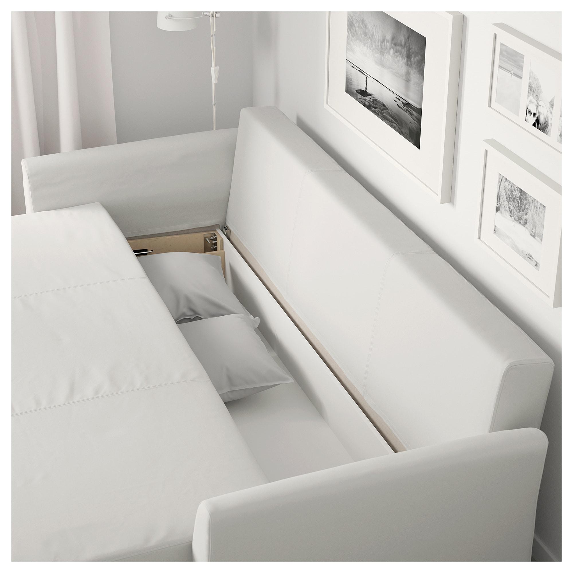 Housse Canape Ikea Ancien Modele Meilleur De Stock Holmsund Convertible 3 Places orrsta Blanc Gris Clair Ikea