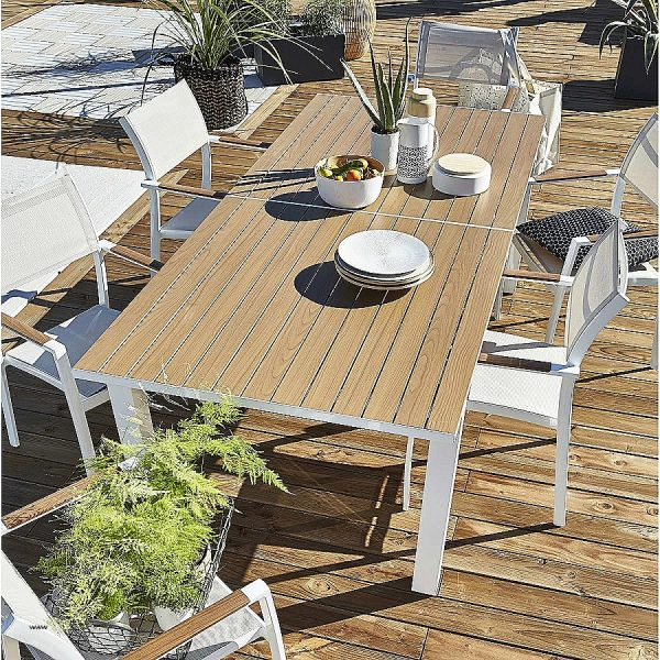 Housse De Protection Salon De Jardin Leroy Merlin Inspirant Photos Table Aluminium Jardin Excellent An Elegant and Light Table