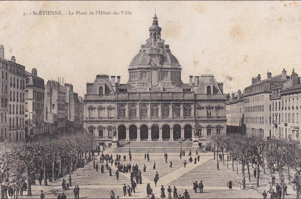 Ibis Budget St Etienne Beau Photos Saint Etienne Recherche De Cartes Postales Geneanet