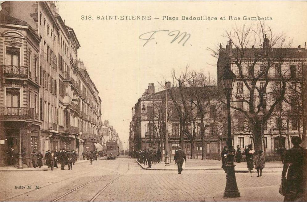 Ibis Budget St Etienne Inspirant Image Saint Etienne Recherche De Cartes Postales Geneanet
