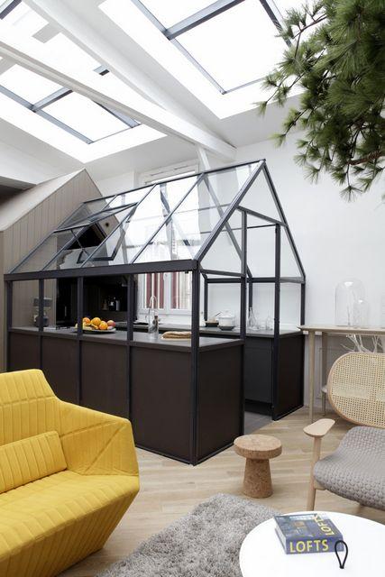 Idee Deco Interieur Cabane En Bois Beau Photos Cabane D Intérieur Ment L Envisager Dans Un Appartement