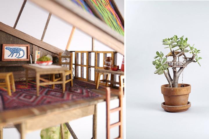 Idee Deco Interieur Cabane En Bois Élégant Galerie Plante D Interieur Pour Plante D Beau Déco Des Mini Cabanes Pour